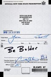 Be Bolder